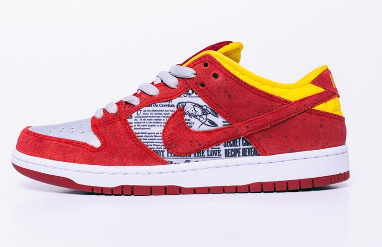 Nike-SB-x-Rukus-Dunk-Low-Crawfish-Side